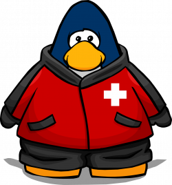 Image - Ski Patrol Jacket from a Player Card.PNG   Club Penguin Wiki ...