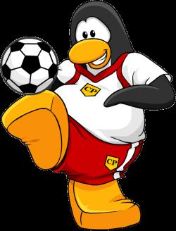 Penguin clipart sport - Pencil and in color penguin clipart sport