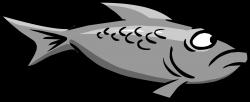Image - Grey fish swimming.png | Club Penguin Wiki | FANDOM powered ...