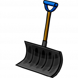 Snow shovel club penguin wiki the free editable encyclopedia clip ...