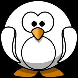 Penguin Outline PNG, SVG Clip art for Web - Download Clip Art, PNG ...