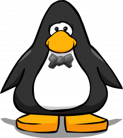 Image - Stone Bow Tie from a Player Card.PNG   Club Penguin Wiki ...