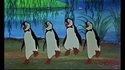 Mary Poppins (1964) The Penguin Dance