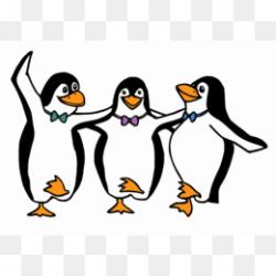 Penguin Dance PNG and Penguin Dance Transparent Clipart Free ...
