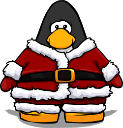 Image - Santa Suit from a Player Card.PNG | Club Penguin Wiki ...