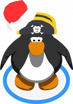 Image - Rh santa hat (1st) in-game sprite.png | Club Penguin Wiki ...
