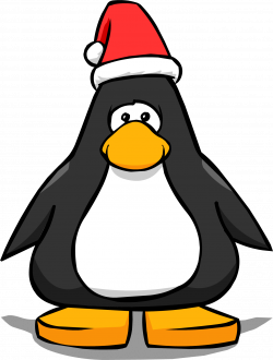 Image - Santa hat player Card.PNG | Club Penguin Wiki | FANDOM ...