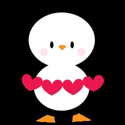 Penguin clip art heart - 15 clip arts for free download on mbtskoudsalg