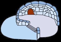 Snowy Backyard Igloo | Club Penguin Wiki | FANDOM powered by Wikia