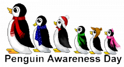 Penguins Awareness Day Pictures, Images, Graphics