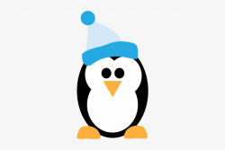 Baby Penguins Clipart - January Penguin PNG Image ...