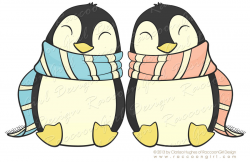 Winter penguin clipart free large images image 2 ...