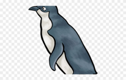 Emperor Penguin Clipart - Little Blue Penguin Drawing - Png ...