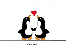 Free Penguin Love Cliparts, Download Free Clip Art, Free ...
