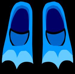 Blue Flippers | Club Penguin Wiki | FANDOM powered by Wikia