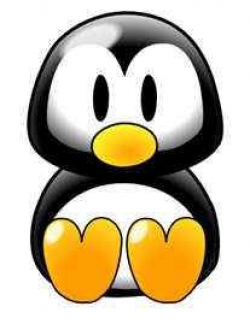 baby penquin clipart | My favorites | Cute baby cartoon ...