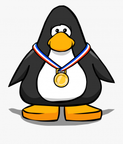 Club Penguin Black Png #1433266 - Free Cliparts on ClipartWiki