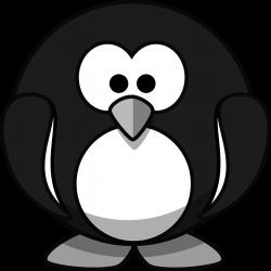 Cartoon Penguin Clipart - ClipartBlack.com
