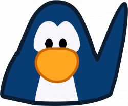 Image - Waddle On Party Waving emoticon.gif   Club Penguin Wiki ...