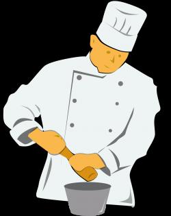 Clipart - Chef