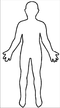 Person Cut Out Group (55+)