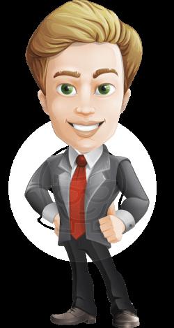 Brant as Mr. Brilliant   Businessman Illustration Graphics ...