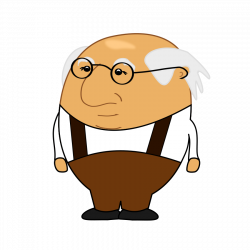 28+ Collection of Old Person Clipart | High quality, free cliparts ...