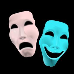 Clipart - theatre