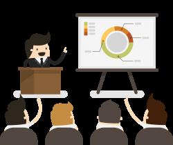 Presentation Microsoft PowerPoint Businessperson Slide show Clip art ...