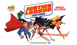 """Sonic Drive-In """"Justice League Action"""" Toys – Superman Homepage"""