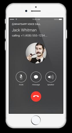 Dubtes sobre WhatsApp - Making Voice Calls