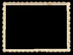 Free Frames and borders png   Do Photo Art: Vintage Frame   Frames ...