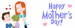 Download Mothers Day Decorative Free PNG And Clipart - peoplepng.com