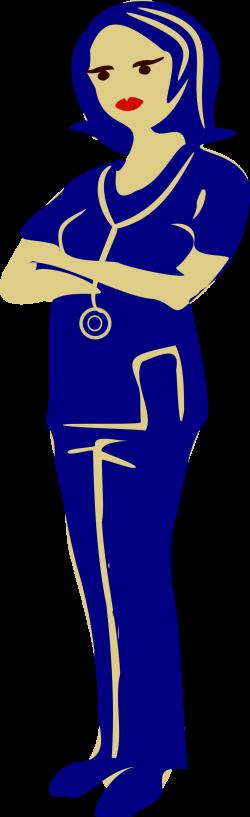 Public Domain Clip Art Image | clinical nurse | ID: 13540009219139 ...