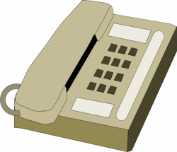 Telephone | Free Images at Clker.com - vector clip art online ...