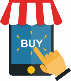 Clipart - Mobile Shopping
