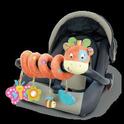 WinFun Patch the Giraffe Spiral Wrap Around - WinFun Toys - WinFun