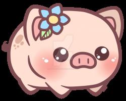 Little Piggy_Charm Design by pinkplaidrobot | Pigs | Pinterest ...