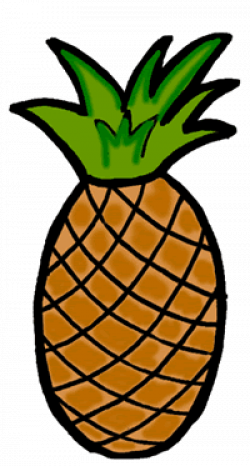 Pineapple Clipart Black And White | Clipart Panda - Free Clipart Images