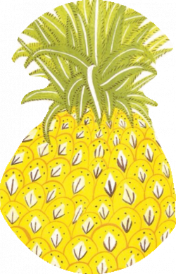Fruit Pineapple Sticker for iOS & Android   GIPHY