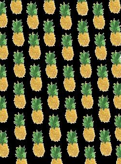 Pineapple print | Pineapples | Pinterest | Printing, Wallpaper and ...