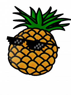 EmojiPOP — Pineapples are cool, sunglasses are cool. A...