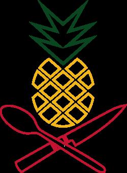 The Pineapple Sticker — Braden Williams