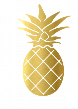 Pineapple Decal | Palmetto Moon Online