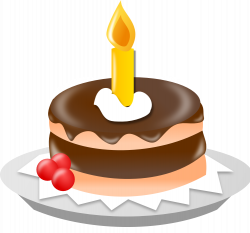 Birthday Cake Clip Art Png | Clipart Panda - Free Clipart Images