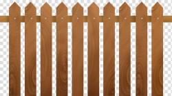 Picket fence , wood fence transparent background PNG clipart ...