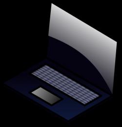 Clipart - laptop
