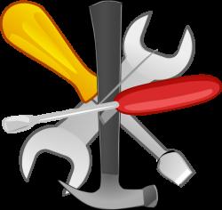 5 Tools Clip Art at Clker.com - vector clip art online, royalty free ...