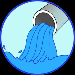 Pouring Water Clip Art at Clker.com - vector clip art online ...