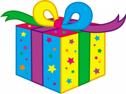 Birthday Present Clip Art | Clipart Panda - Free Clipart Images